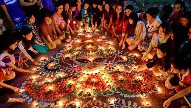 Индийский Новый год в Турине