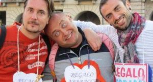 Международный день объятий в Италии