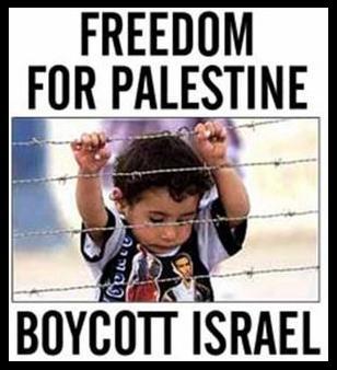 Весь мир бойкотирует товары из Израиля