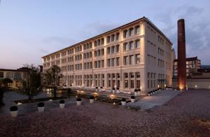 Лучший район Турина гостиница в районе Линготто