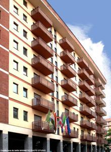 Художественный отель Турина