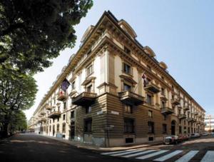 Гостиница площадь Сольферино Турин