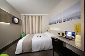 Гостиница на окраине Турина