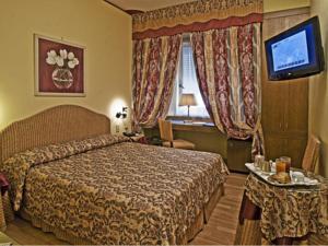 Гостиница в исторической части Турина
