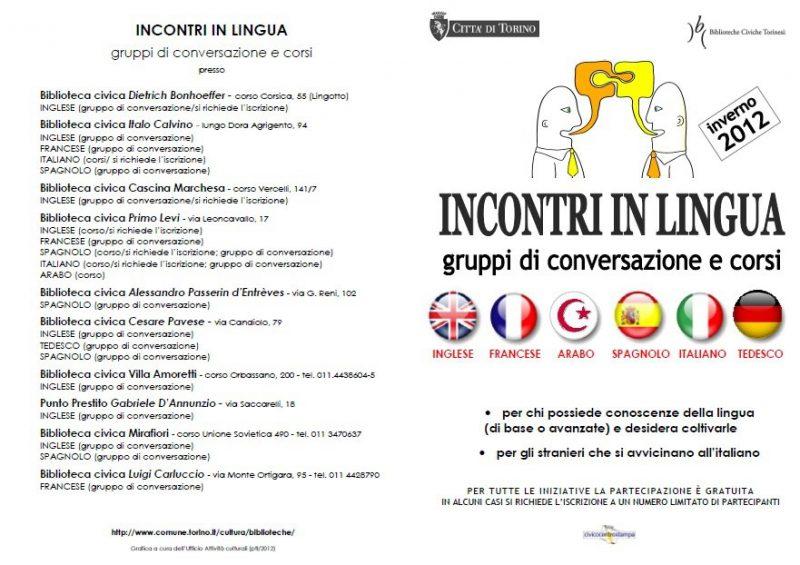 Курсы итальянского языка в Турине бесплатно Топ 10 языковых школ Турин