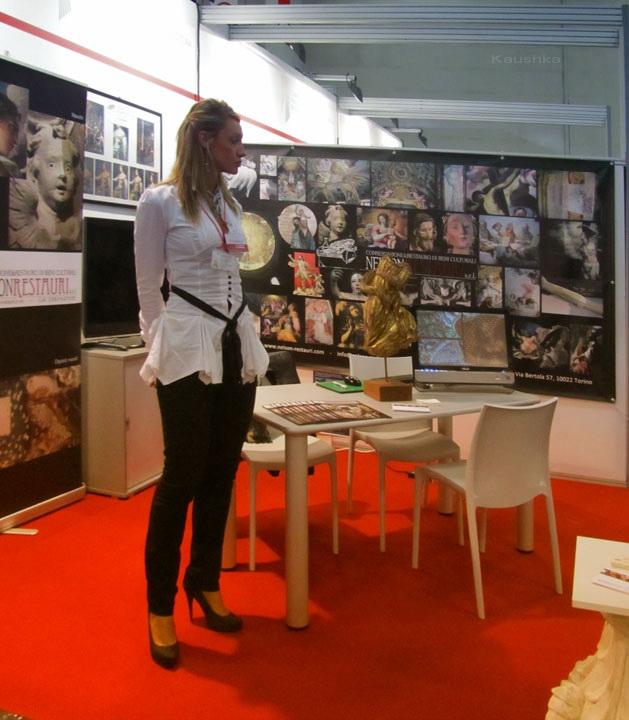 Конференции в Турине по спасению старины