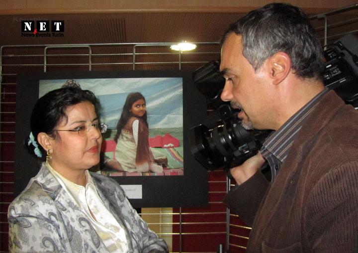 Интервью с марокканкой в Италии Мусульманки в Турине