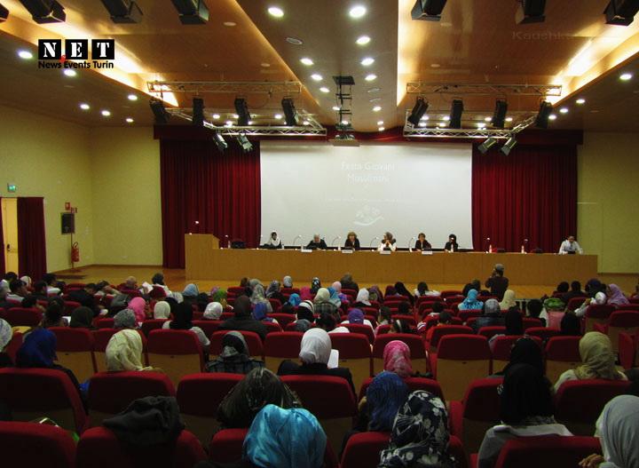 Жизнь молодых мусульман в Европе Турине