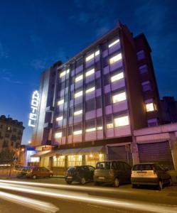 Семиэтажный отель Турина