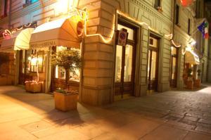 Гостиница Турин у piazza Castello