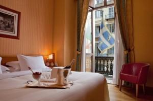Пяти звездочная гостиница Турин
