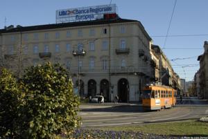 Гостиница Турин возле Порта Суза
