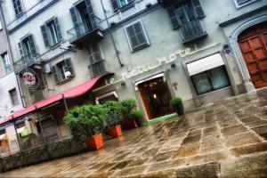 Гостиница между двух вокзалов Турина