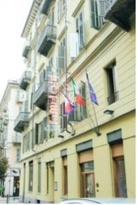 Гостиница вблизи парко Валентино в Турине