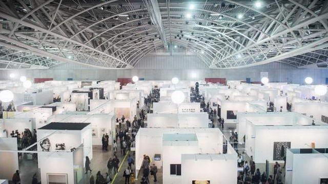 Художественная выставка в Турине Artissima