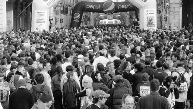 Марафон в Турине25th Turin Marathon 2011 Гордость Италии марафон