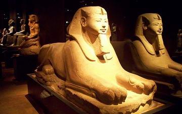 Египетский музей Италия Турин