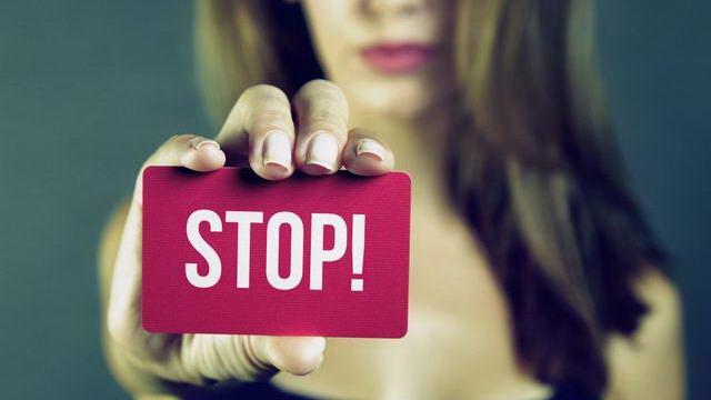 Турин - Нет насилию над женщинами