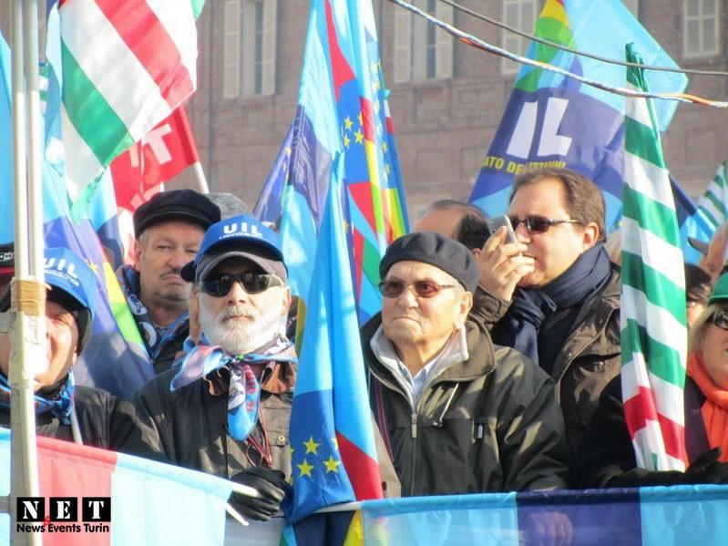 Когда итальянцы выходят на площадь