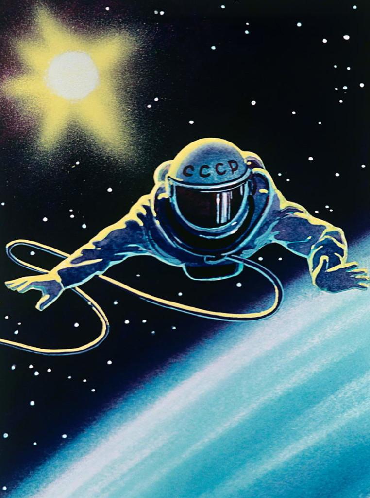 В Италии прошла выставка Русский Космос