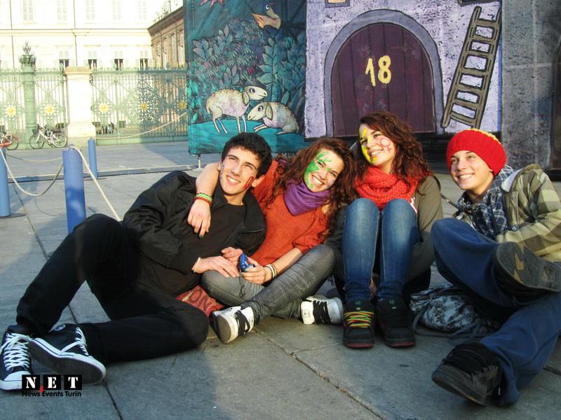 Manifestazione femminista Torino