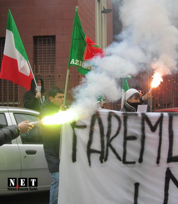 Забастовка студентов Турина
