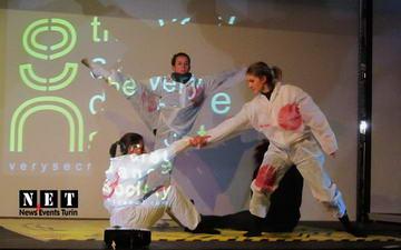 Модерн танец в Турине Италия