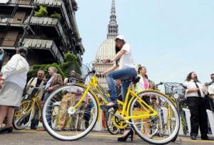 Город Турин считается самым экологически чистым в Италии