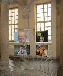 Выставка беспризорных детей Одессы в Турине