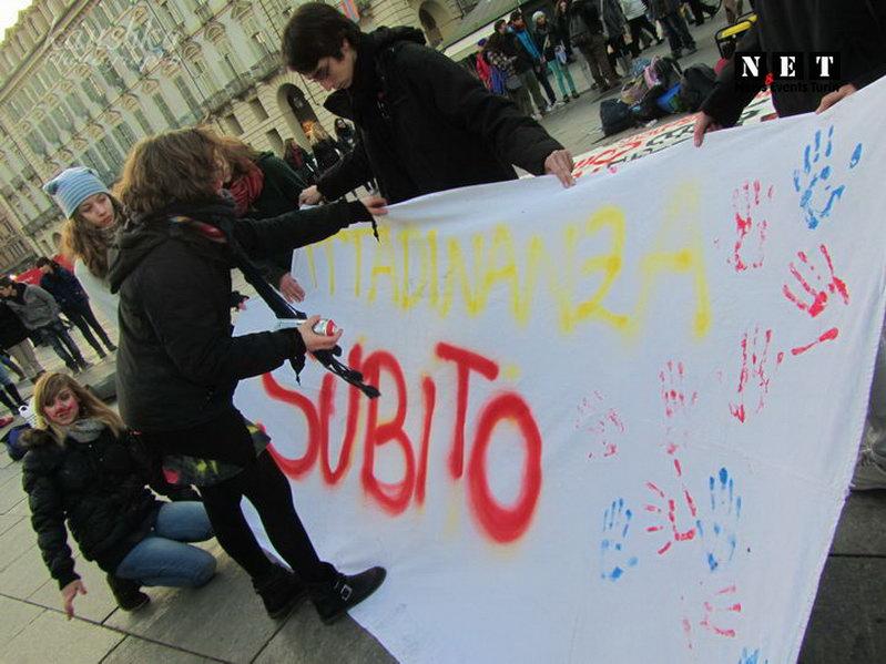 Гражданство студенты Турина