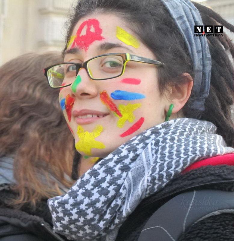 Мы итальянские студенты против расизма