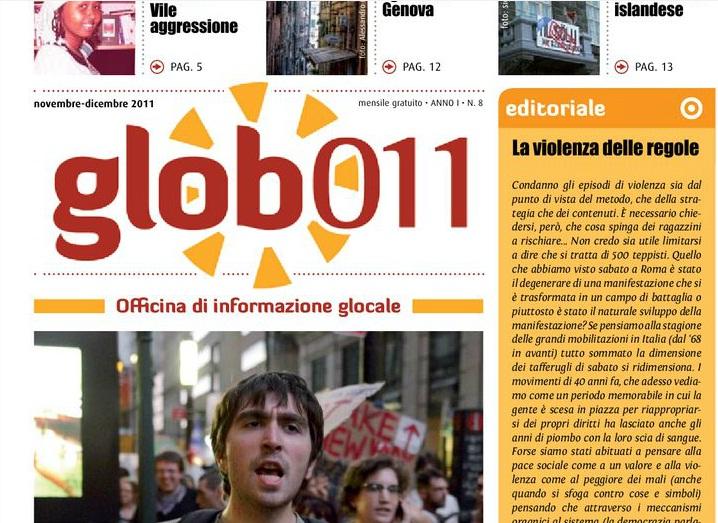 Газета независимых журналистов Турина