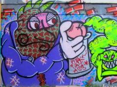 Галерея фотографий Граффити в Турине