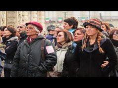 Итальянские феминистки в Турине