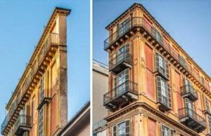 Знаменитая Полента. Странное сооружение, странного архитектора в Турине