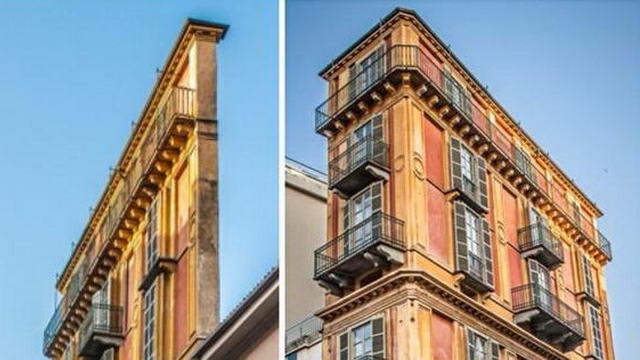 Сооружение архитектора Антонелли в  Турине. (Не Моле)