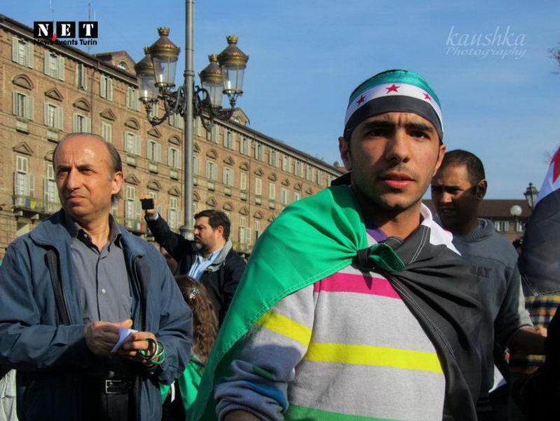 Сирийцы в Италии