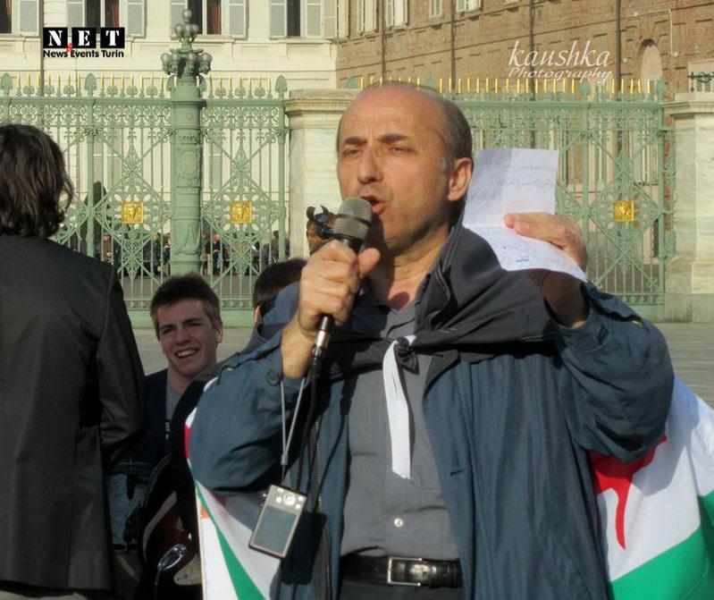 Сирия манифест Турин