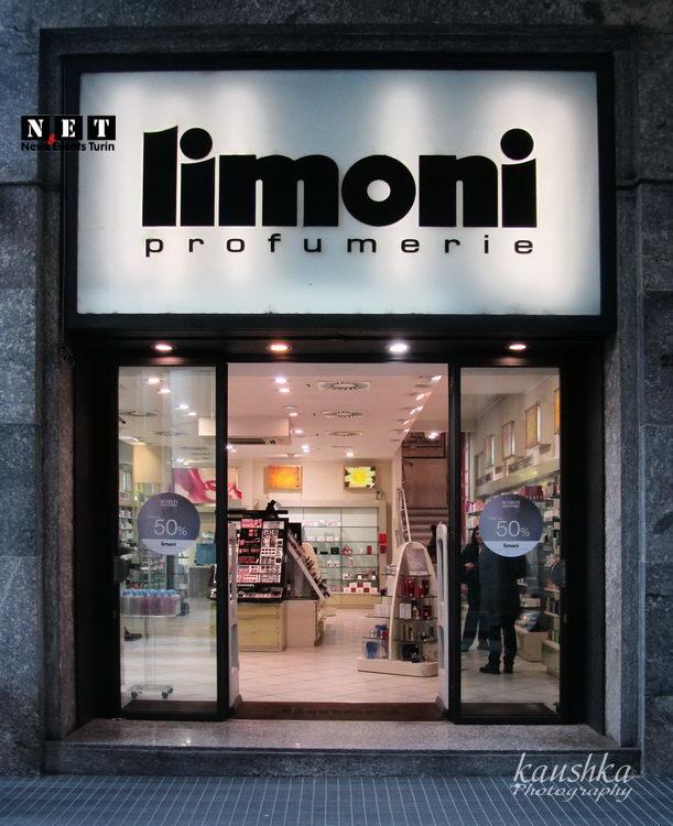 Парфюмерный магазин Турин Италия