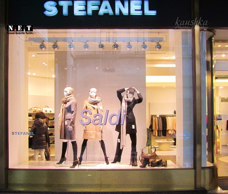 Посмотреть витрины магазинов в Италии
