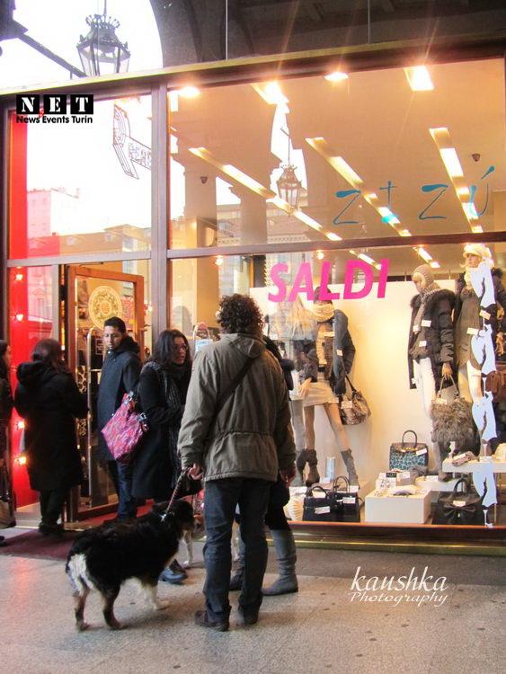Витрины итальянских магазинов