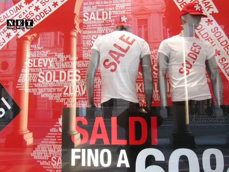 Большие скидки в магазинах Турина