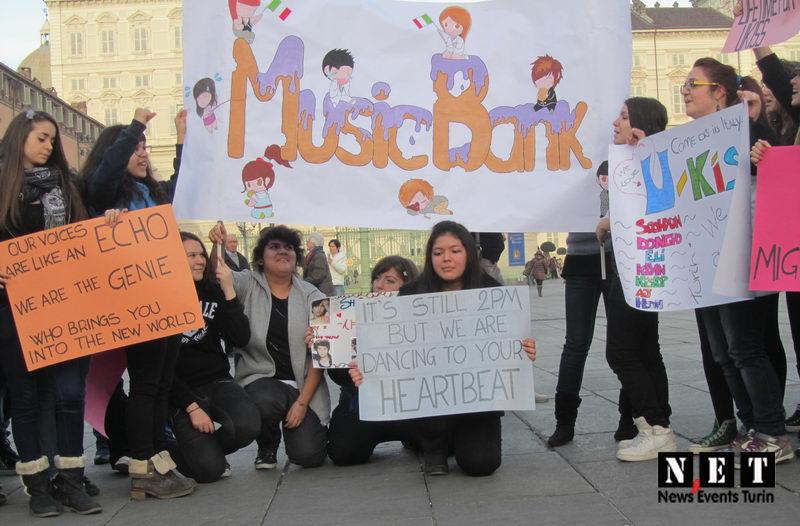 Клуб любителей корейской музыки События Турина в 2011 году