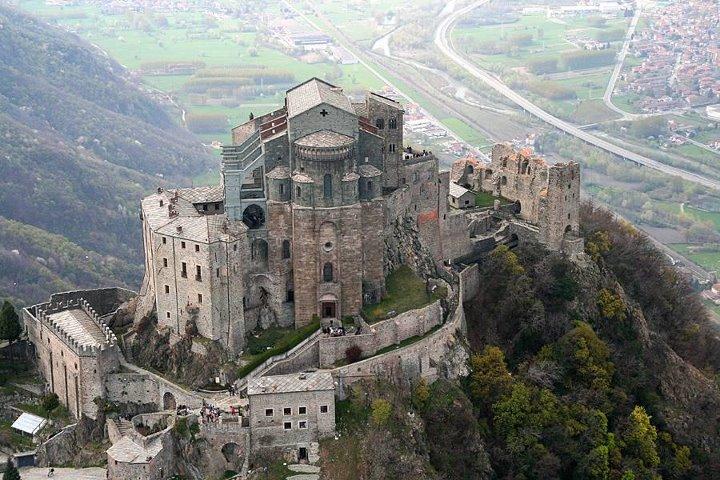 Sacra-San-Michele Достопримечательности Турина