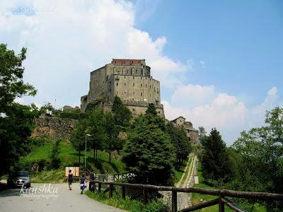 Монастырь святого Михаила в Италии