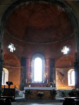 Sacra di San Michele chiesa