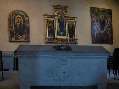 Sacra di San Michele casa morti