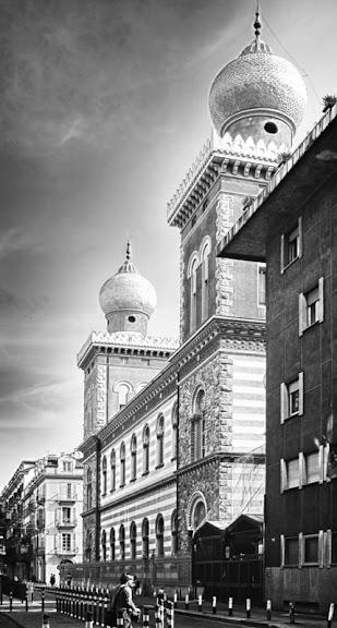 Синагога Турин Италия история