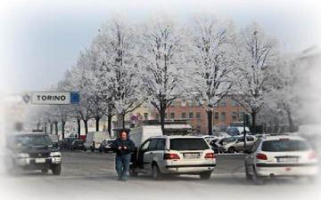 Снег в Турине, хроника и погода Турин