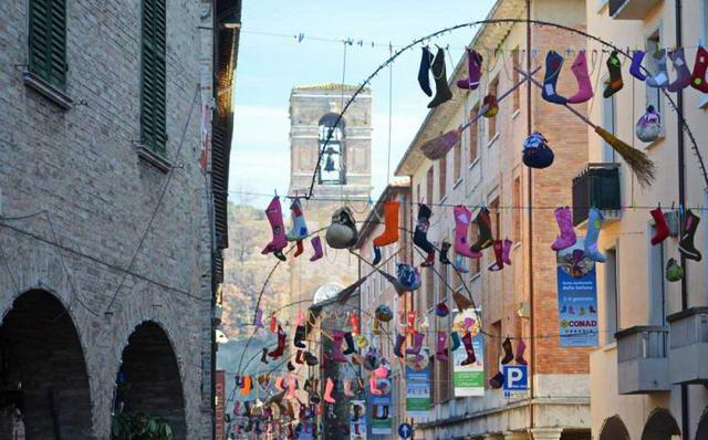 Праздник Бефана в Италии - История